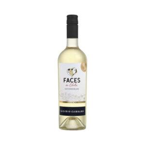 Lidio Carraro – Faces do Chile -Sauvignon Blanc  🇨🇱