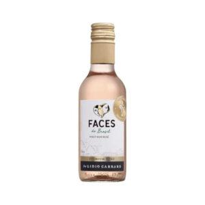 Lidio Carraro – Faces – Rosé 🇧🇷 187 ml